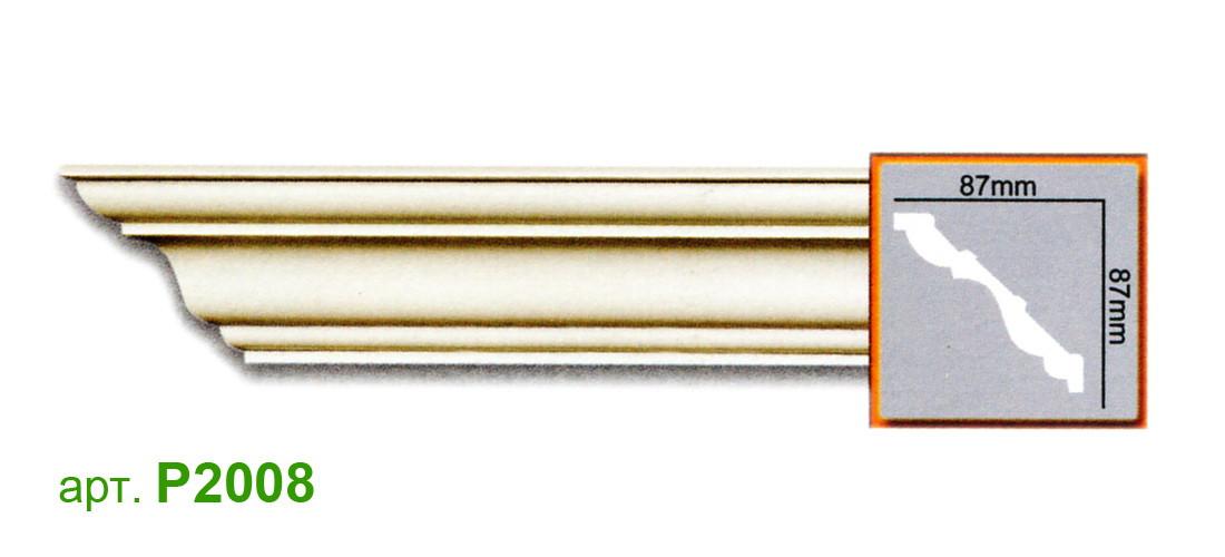 Карниз Gaudi P2008 (87x87)мм
