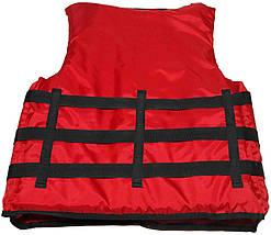 Страхувальний жилет для плавання SZ-110 (утримуваний вага 110+ кг), фото 2