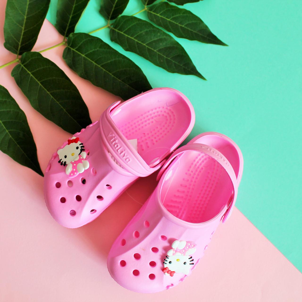 Кроксы оптом обувь для пляжа  Виталия Украина размер 20-35