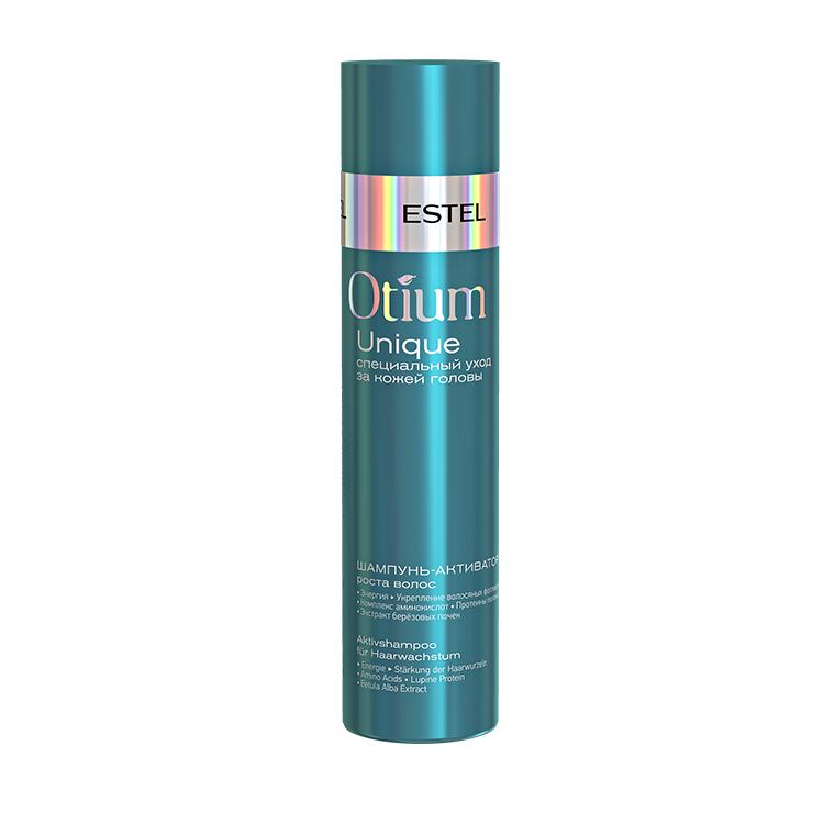 Estel Otium Unique Шампунь - активатор, стимулирующий рост волос 250 мл.