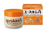 Заживляющий витаминный крем Япония 120гр. YUSKIN A Family Medical Cream