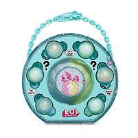 Оригинал Игровой набор с куклой ЛОЛ Сюрприз Жемчужина - LOL Surprise Pearl Зеленый 551508, фото 2