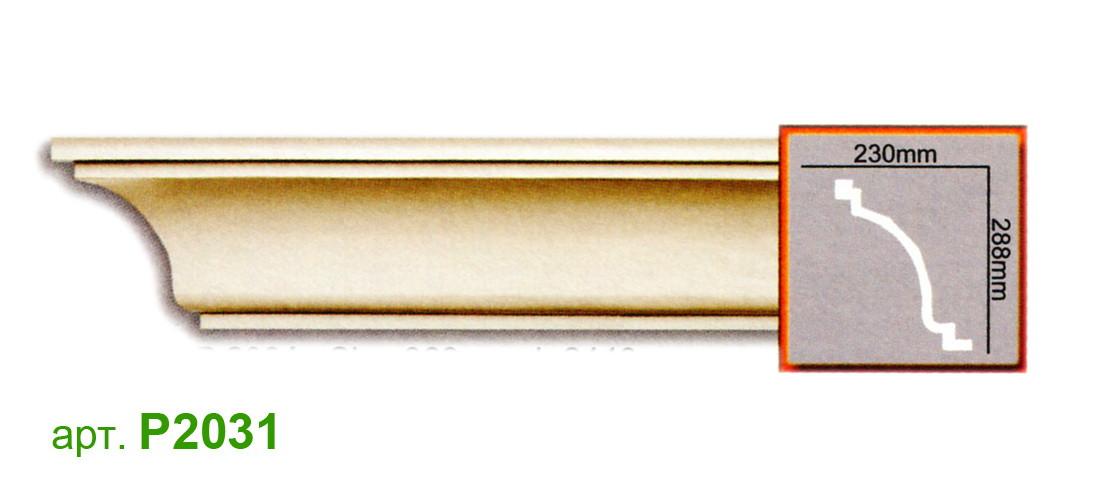 Карниз Gaudi P2031 (288x230)мм