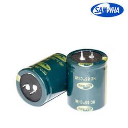 47000mkf - 16v  HC 35*40  SAMWHA, 85°C