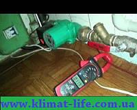 Настройка электродного котла «ЭОУ»