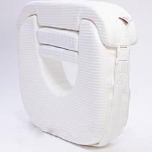 Ортопедическая подушка для грудного вскармливания Feeding Pillow для двойни