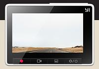 Видеорегистратор Xiaomi Yi Car DVR Grey Wi-Fi