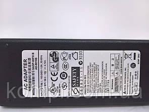 Зарядний пристрій до ноутбука Samsung 19v 4.7 a Оригінал !