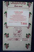 Вино Саперави в упаковке bag in box 10л(столовое сухое красное)