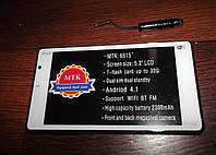 """Ультратонкий смартфон SONY Xperia C c2305 (5.2"""" экран, Android 4, Duos)  + стилус в подарок!"""