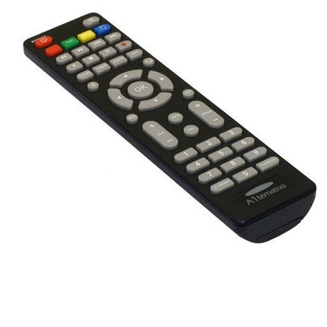 Пульт ДУ для U2C A1ternativa HD/ CE/ LAN/ Combo T2+SAT /PRO, фото 2