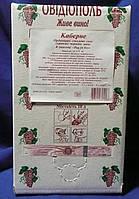 Вино Каберне в упаковке bag in box 10л(столовое сухое красное)