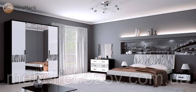 Модульная спальня Терра (Миро Марк/MiroMark)