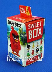 """Свит Бокс """"Angry Birds Movie"""" Мармелад с игрушкой в коробочке"""