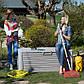 Сундук пластиковый Florida 550 л теплый серый Toomax, фото 4