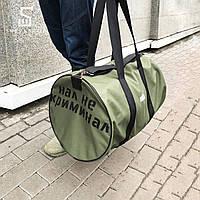 Спортивная сумка HARD Жесть хаки
