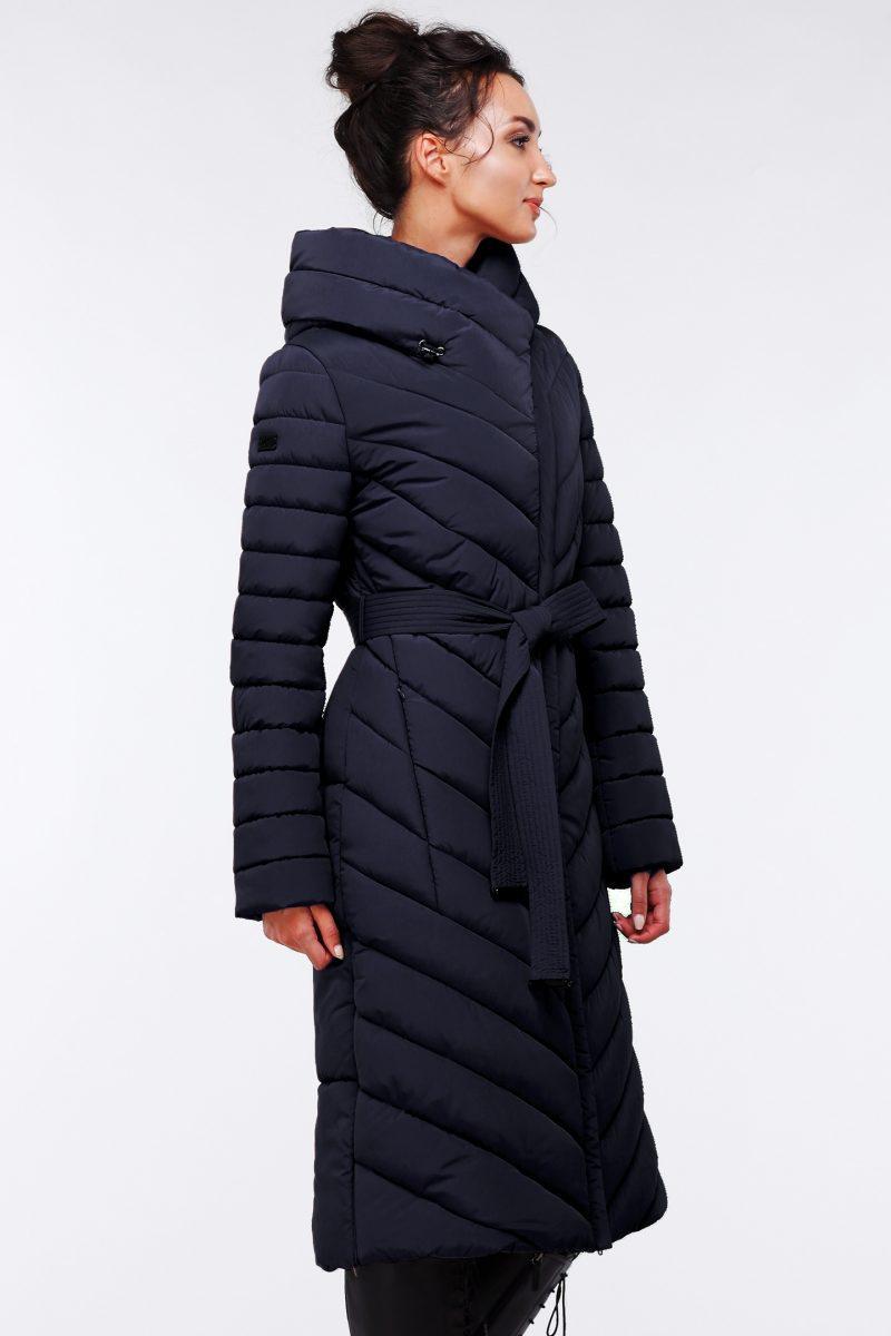 Модное однотонное пальто