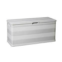 Сундук пластиковый Multibox Elegance Line 280 л теплый серый Toomax