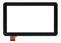 Оригинальный тачскрин / сенсор (сенсорное стекло) Digma Optima 10.1 3G | 10.2 3G | 10.6 3G | TT1040MG (черный)