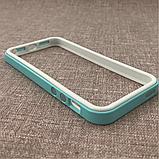 Бампер Spigen NEO HYBRID EX Slim Snow iPhone 5s/SE mint (SGP10030) EAN/UPC: 880935361339, фото 3