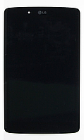 Оригинальный дисплей (модуль) + тачскрин (сенсор) для LG G Pad 7.0 V400   V410 (черный цвет)