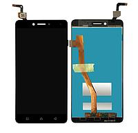 Оригинальный дисплей (модуль) + тачскрин (сенсор) для Lenovo K6 Note | K53a48 (черный цвет)