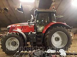 Сельскохозяйственный трактор Massey Ferguson 7620 Dyna VT