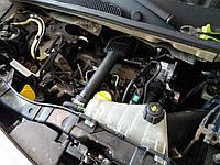 Б/у Двигатель Evro5 55 кВт 66 кВт Renault Kangoo 1.5DCI Рено Кенго Канго Кангу 2010-14 г.г.