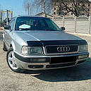 Дефлектор капота, мухобойка Audi 80 - B4  91--95 VIP, фото 2