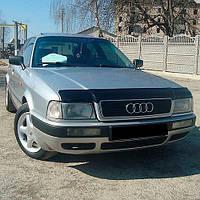 Дефлектор капота, мухобойка Audi 80 - B4 91--95 VIP