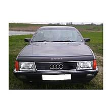 Дефлектор капота (мухобойка) Audi 100 - 44 ( VIP) 1983 - 1991