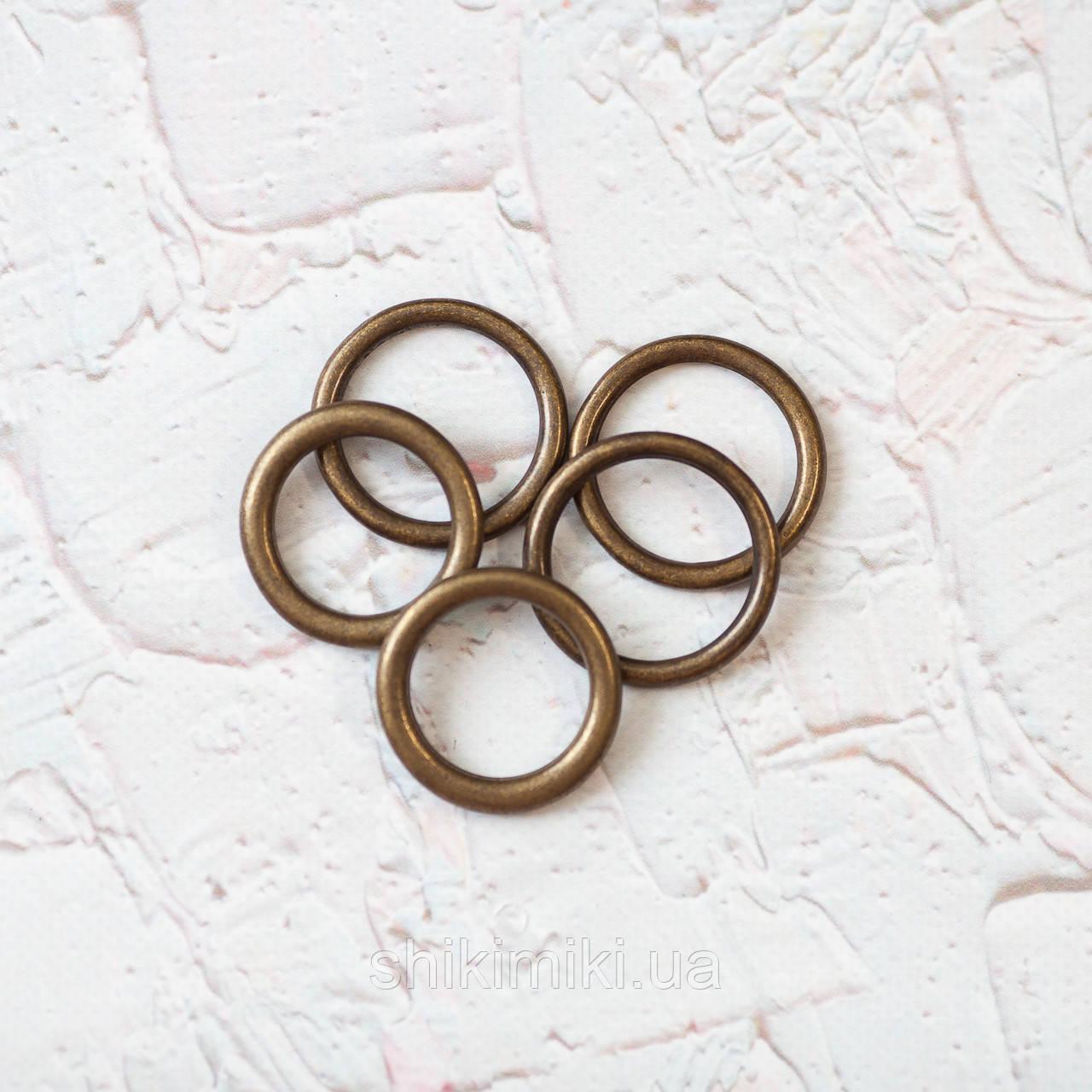 Кольца соединительные KL30-4 (30 мм), цвет антик