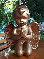 Статуэтка Ангелочка молящегося №33 из полимера