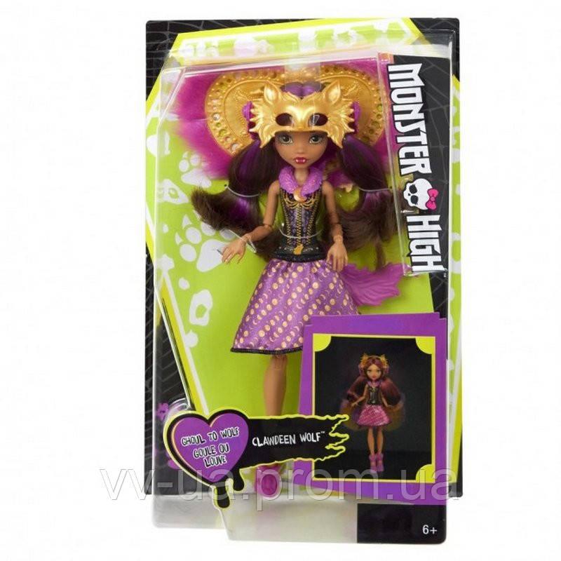 Кукла Monster High Монстро-Трансформация в асс.(3) (FLP01)