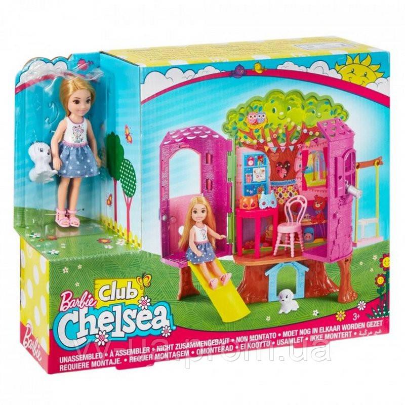 Набор Barbie Домик на дереве Челси (FPF83)