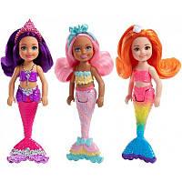 Русалочка Barbie Волшебный гребешок в асс.(3)