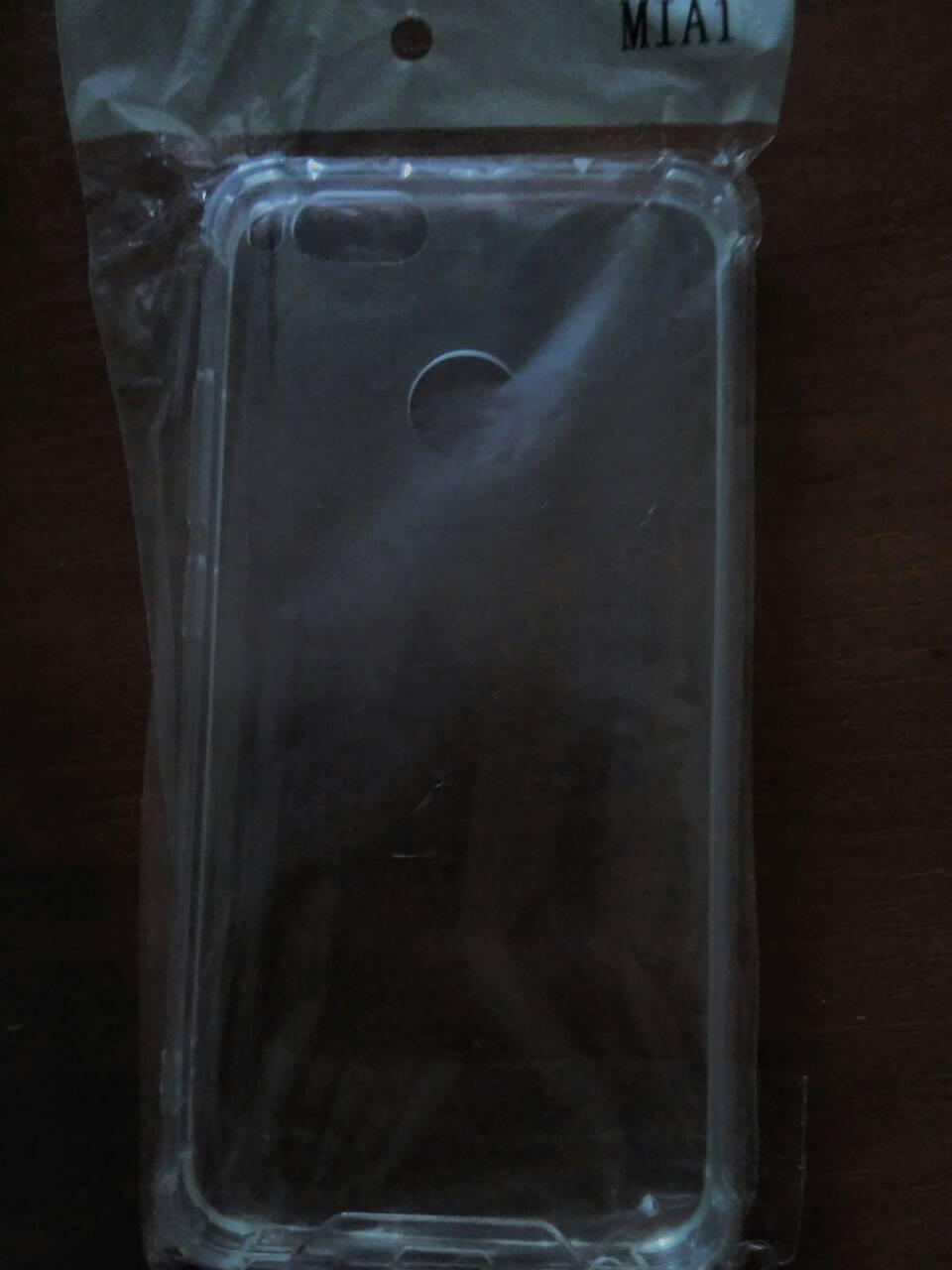 Чехол силиконовый  Xiaomi redmi 5X  mi A1
