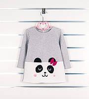Платье для девочек Панда