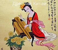 Древний Китай в продвижении маникюра в современность.