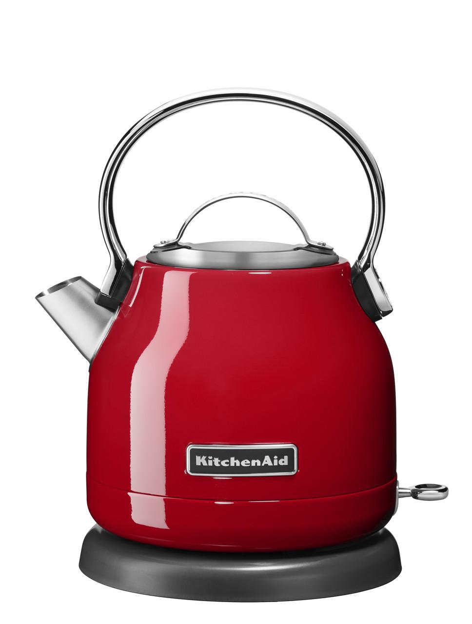 Чайник электрический с фильтром 1.25 л KitchenAid 1.25 L Water Kettle 5KEK1222EER