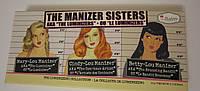 Хайлайтеры TheBalm The Manizer Sisters