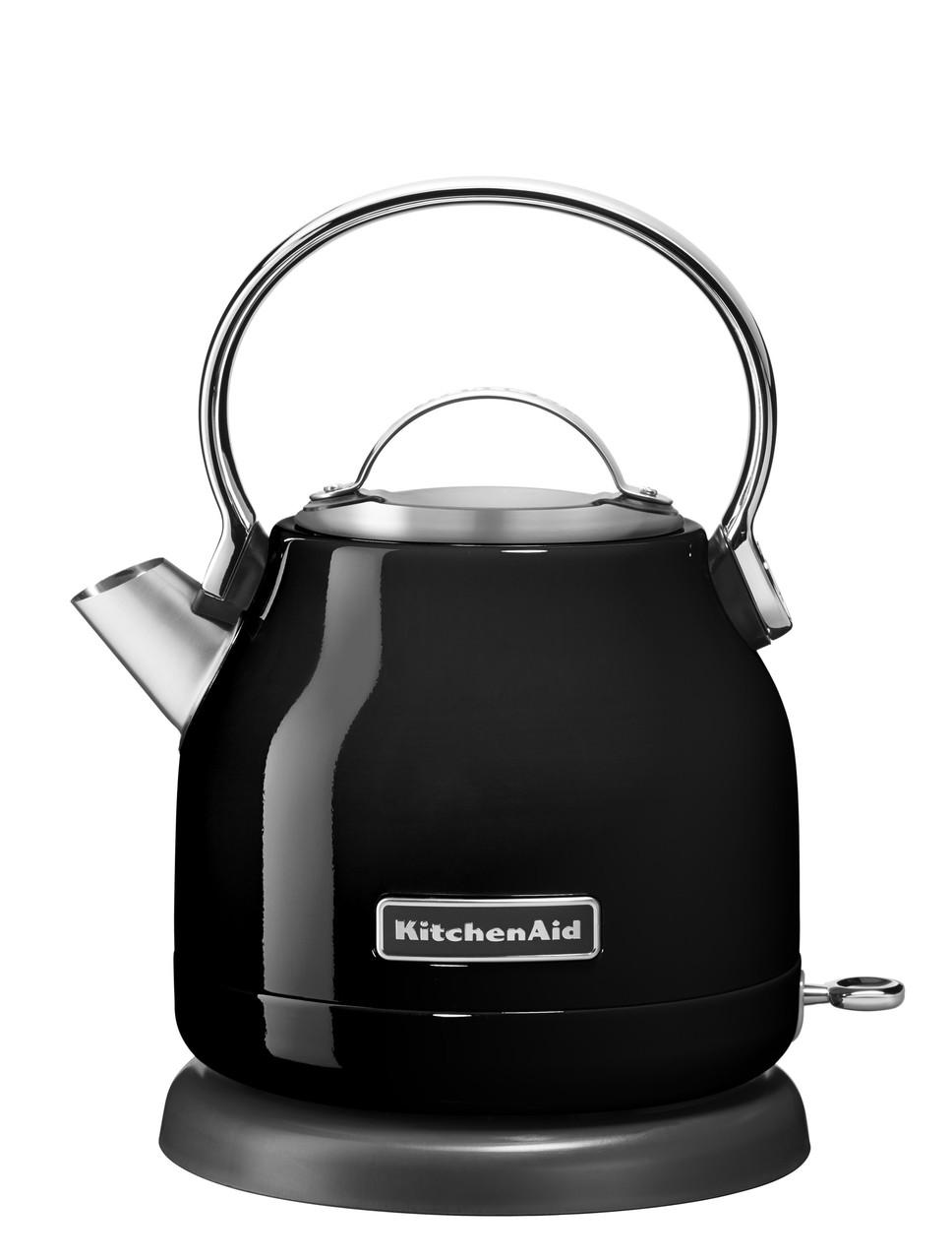 Чайник электрический с фильтром 1.25 л KitchenAid 1.25 L Water Kettle 5KEK1222EOB