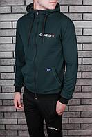 Спортивная мужская кофта с карманами