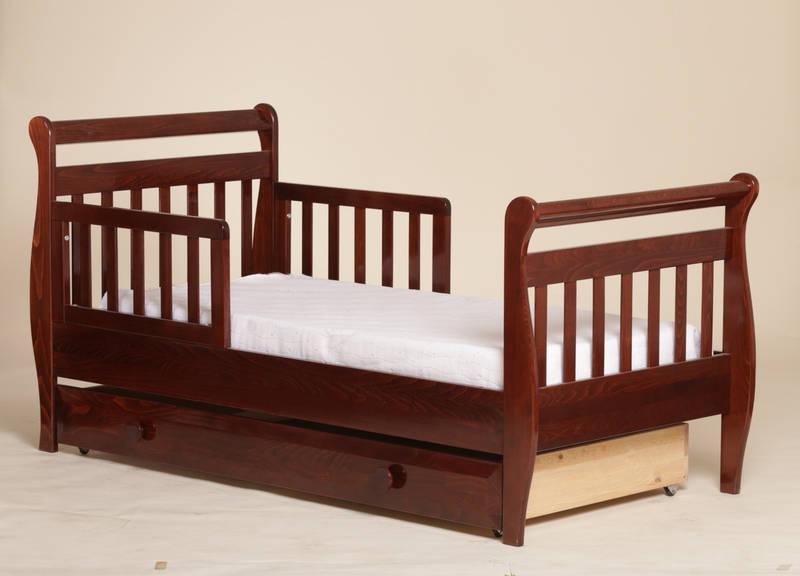 """Кровать """"Алиса"""" из дерева, фото 1"""