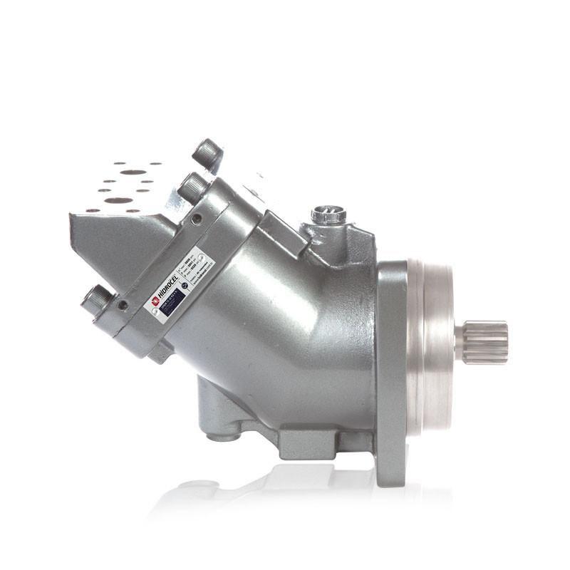 Hidrocel 2PM 5 куб.с ISO Мотор с изогнутой осью ( Шлицевой /Шпоночный)