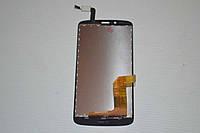 Оригинальный дисплей (модуль) + тачскрин (сенсор) для Huawei Honor 3C Lite (Holly-U19) (белый цвет)