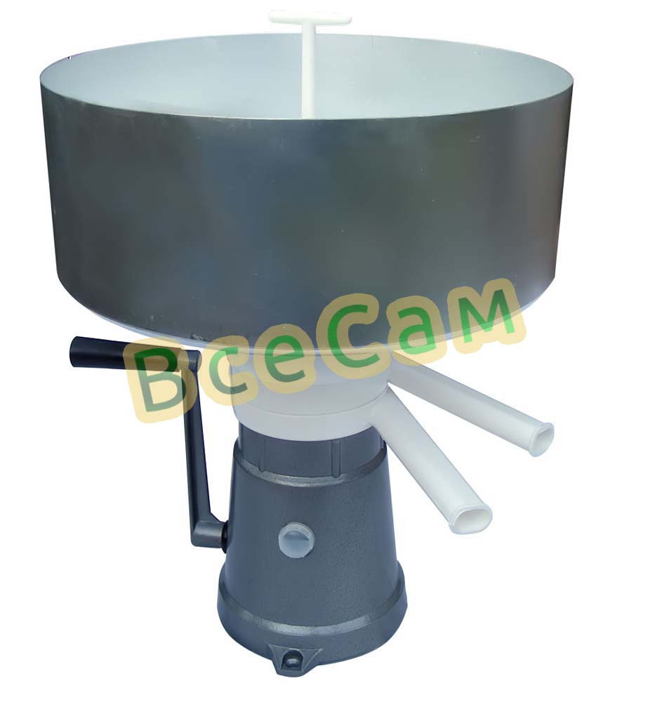 Ручной сепаратор для сливкоотделения 80л РЗ-ОПС