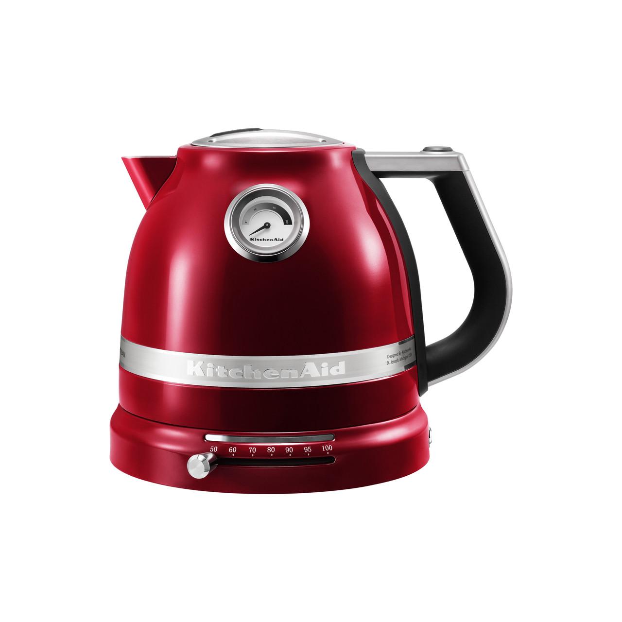 Чайник электрический с фильтром 1.5 л KitchenAid ARTISAN 1.5 L Kettle 5KEK1522ECA