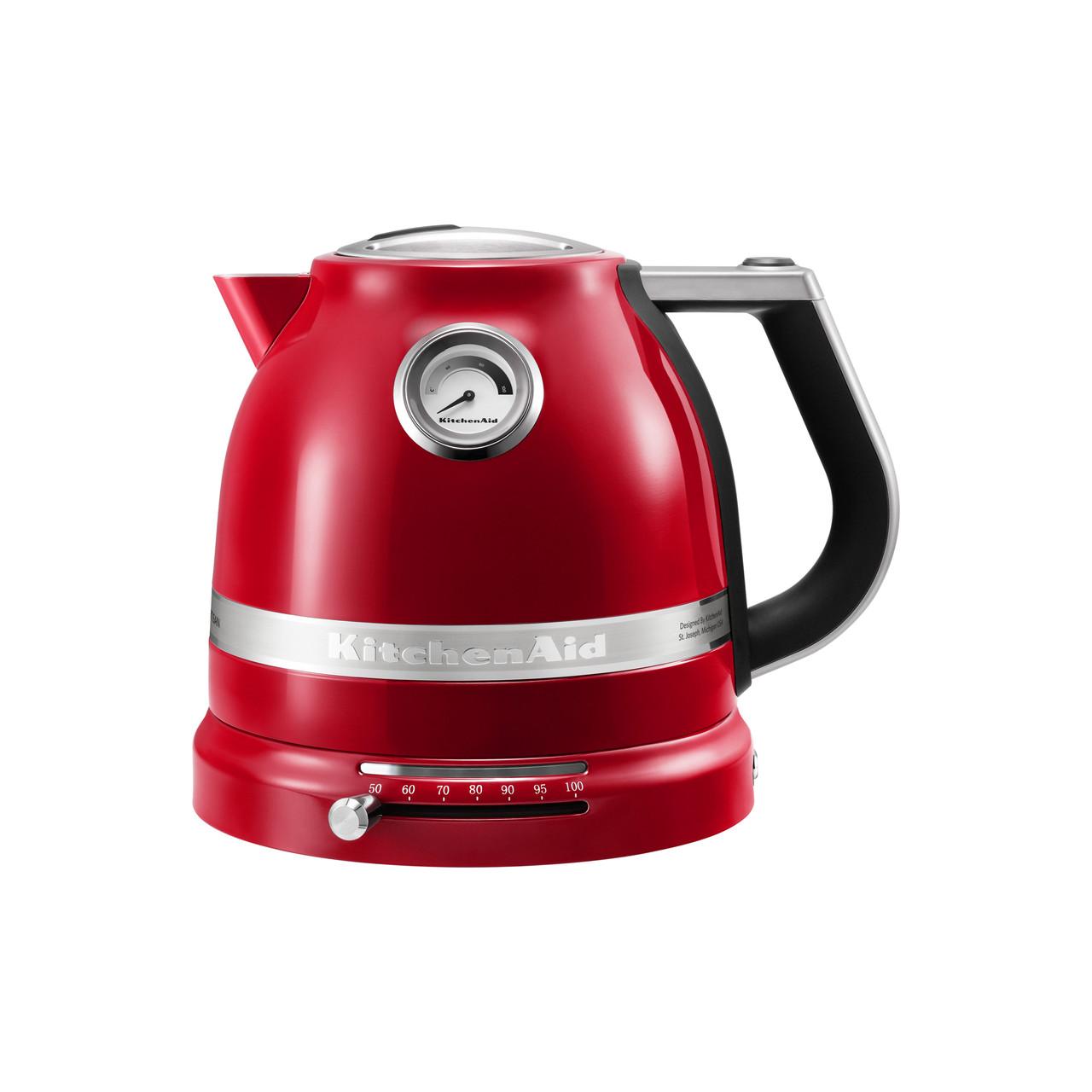 Чайник электрический с фильтром 1.5 л KitchenAid ARTISAN 1.5 L Kettle 5KEK1522EER