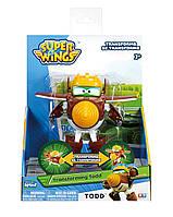 Трансформер Супер крылья Тодд Super Wings, фото 1